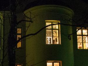 Itäisen Jokipuiston Joulukalenteri