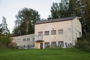 Keuda ja Sipoon kunta saneeraavat vanhan vesilaitoskiinteistön yhdessä