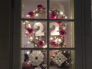 Jokipuiston joulukalenteri valaisi pimeää joulukuuta