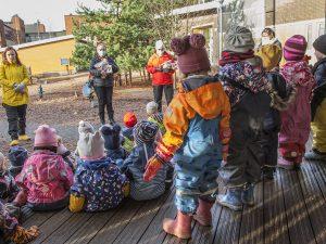 Jo viidettä vuotta puikot suihkivat Virkborgissa 2020